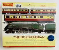 Hornby OO The Northumbrian - COACHES ONLY - Boxed. P&P Group 2 (£18+VAT for the first lot and £3+VAT