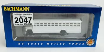 Bachmann HO Motorised Railbus - New Ex Shop Stock Boxed. P&P Group 1 (£14+VAT for the first lot