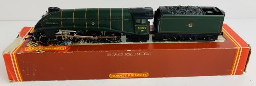 Hornby OO R309 Mallard BR A4 Loco - Boxed. P&P Group 1 (£14+VAT for the first lot and £1+VAT for