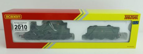 Hornby R3759 GWR Dean Single Achilles - Boxed. P&P Group 1 (£14+VAT for the first lot and £1+VAT for