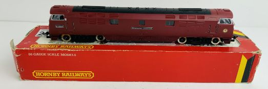 Hornby OO Class 52 BR Loco - Boxed. P&P Group 1 (£14+VAT for the first lot and £1+VAT for subsequent