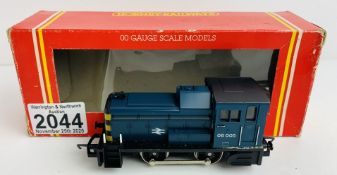 Hornby R874 BR 0-4-0 06 Shunter - Boxed. P&P Group 1 (£14+VAT for the first lot and £1+VAT for