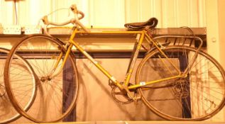 "Vintage Gents Carlton 5 speed racing bike with 23"" frame. Not available for in-house P&"