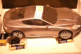 Aston Martin remote controlled car. Not available for in-house P&P