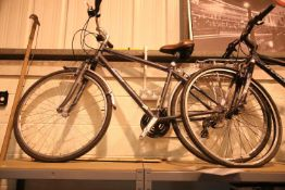 "Gents Bronx Rambler 21 speed bike with 18"" frame, lacking pedals. Not available for in-house P&P"
