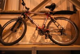 Giant Cadex adult 21 speed mountain bike. Not available for in-house P&P