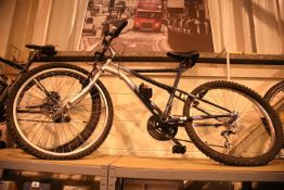 "Apollo Gradient 18 speed trail bike with 23"" frame. Not available for in-house P&P"