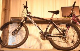"Gents Forme Sterndale 2.0 X C Sport 21 speed trail bike with 18"" frame. Not available for in-house"