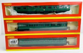 3x Hornby OO BR 'Southern Regions' - All Boxed. P&P Group 2 (£18+VAT for the first lot and £3+VAT