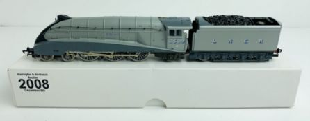 Hornby A4 Class 'Silver Link' 2509 LNER Silver/Grey - Supplied in Custom Plain White Box - P&P Group