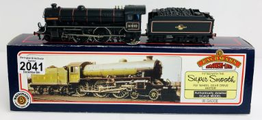 Bachmann 31-703 B1 61010 'Wildebeeste' BR Lined Black 'Late Crest' Loco - Boxed P&P Group 1 (£14+VAT