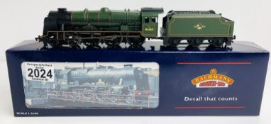 Bachmann 31-227 'Queens Westminster Rifleman' Rebuilt Scot Loco - Boxed P&P Group 1 (£14+VAT for the