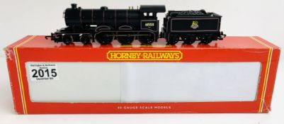 Hornby R2102B BR 4-6-0 Class B12/3 Loco 61553 Loco - Boxed P&P Group 1 (£14+VAT for the first lot