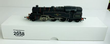 Wrenn 2-6-4 Tank BR Black 80033 Loco - Supplied in Plain White Loco Box P&P Group 1 (£14+VAT for the