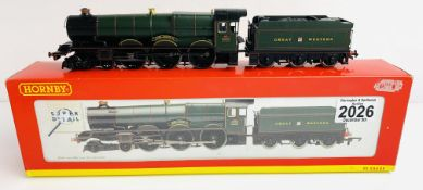 Hornby R2390 GWR 4-6-0 'King Henry II' Loco - Boxed P&P Group 1 (£14+VAT for the first lot and £1+