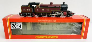 Hornby R505 LMS 2-6-4T Class 4P Loco - Boxed P&P Group 1 (£14+VAT for the first lot and £1+VAT for