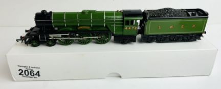 Hornby / Triang Apple Green 'Flying Scotsman' LNER 4472 Loco - In Plain White Box P&P Group 1 (£14+