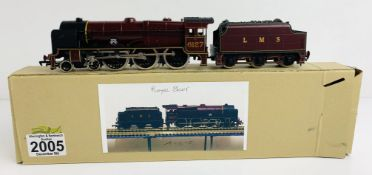 Mainline LMS 6127 'Old Contemptibles' Royal Scot Class Loco - P&P Group 1 (£14+VAT for the first lot