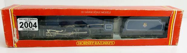 Hornby R138 BR 4-6-2 'Princess Helena Victoria' BR Blue 46208 Loco - Boxed - P&P Group 1 (£14+VAT
