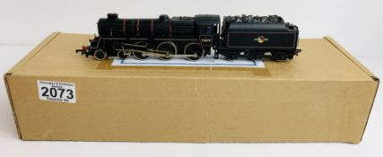 Bachmann OO Gauge BR Class 4 Black Standard 4-6-0 P&P Group 1 (£14+VAT for the first lot and £1+
