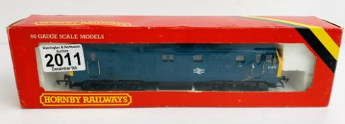 Hornby R080 BR Class 29 BR Blue - Boxed P&P Group 1 (£14+VAT for the first lot and £1+VAT for