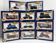11x Bachmann Assorted Freight Wagons - All Boxed. P&P Group 2 (£18+VAT for the first lot and £3+