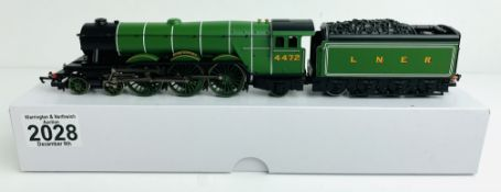 Hornby (China) Class A3 'Flying Scotsman' LNER 4472 Loco - Supplied in Custom Plain White Box P&P