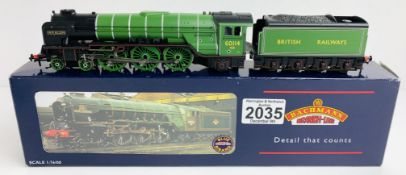 Bachmann 32-554 Class A1 60114 'W P Allen' Doncaster Green British Railways Loco - Boxed P&P Group 1