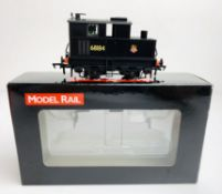 Model Rail MR-003 BR 'Y3' Sentinel (Early) No.68184 Loco - Boxed P&P Group 1 (£14+VAT for the