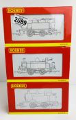 3x Hornby OO Tank Locos - Including: R2439, R2665, R2877 - P&P Group 2 (£18+VAT for the first lot