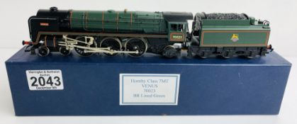 Hornby Class 7MT 'Venus' BR Lined Green 70023 Loco - Supplied in Custom Leatherette Box P&P Group