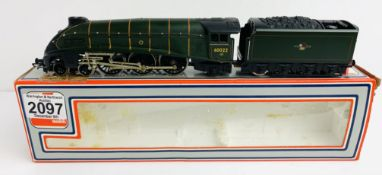 Hornby OO Class A4 'Mallard' - Comes in incorrect Lima Box P&P Group 1 (£14+VAT for the first lot