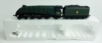 Hornby Class A4 'Silver Link' 60014 BR Lined Green - Loco P&P Group 1 (£14+VAT for the first lot and