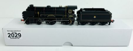 Hornby (China Super Detail) 'Haileybury' BR Black 30924 BR Lined Black - With Detail Pack -