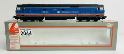 Lima 205280 NSE 'Network Southeast' 50028 'Tiger' Loco - Boxed P&P Group 1 (£14+VAT for the first
