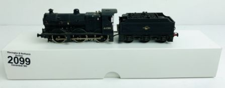 Airfix OO Fowler BR Black Loco - Supplied in Plain White Box P&P Group 1 (£14+VAT for the first