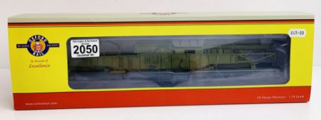 Oxford Rail OR76BOOM02 Railgun Gladiator WWII - Boxed P&P Group 1 (£14+VAT for the first lot and £