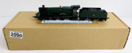 Bachmann GWR Manor 4-6-0 'Dunley Manor' - P&P Group 1 (£14+VAT for the first lot and £1+VAT for