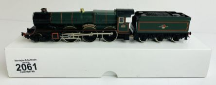 Hornby OO BR Green 'King George I' No.6006 Loco - Supplied in Plain White Box P&P Group 1 (£14+VAT
