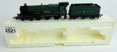 Hornby (China) GWR 4-6-0 'Tregenna Castle' 5006 Loco - Limited Edition Cert No.279 / 1500 (Split
