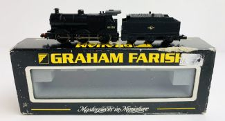 Graham Farish N Gauge 44388 BR Black 3F Loco P&P Group 1 (£14+VAT for the first lot and £1+VAT for