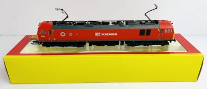 Hornby R3149 'DB Schenker' Class 92 042 - Boxed - CONDITION REPORT: Damaged Pantographs P&P Group