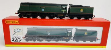 Hornby R2221 BR 4-6-2 Battle of Britain Class 'Tangmere' 34067 Loco - Boxed P&P Group 1 (£14+VAT for