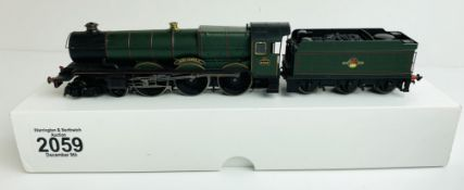 Hornby (China) BR Green 6008 'King James II' Loco - Supplied in Plain White Box P&P Group 1 (£14+VAT