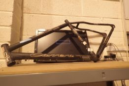 "18"" frame for a Carrera Subway 8. Not available for in-house P&P"