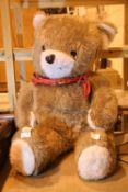 Large children's teddy bear. Not available for in-house P&P