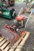 ROTAVATOR WITH ROBIN ENGINE - SPARES AND REPAIR