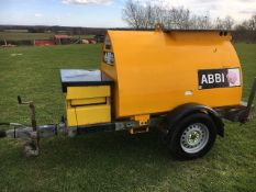 ABBI FAST TOW FUEL BOWSER