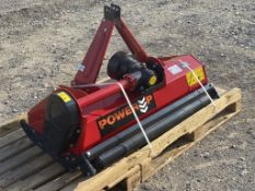 POWER UP EF125 FLAIL TOPPER