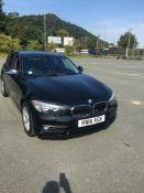 BMW 116d CAR. REG NO HN16 XGK